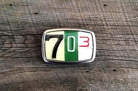 Boucle de ceinture 70.3