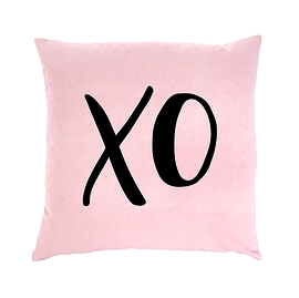 "Coussin ""XO"""
