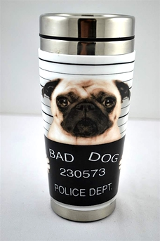 Tasse thermos BAD DOG