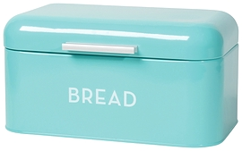 Boîte à pain en acier