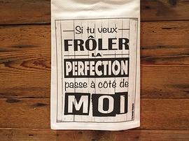 """Linge à vaisselle """"La perfection"""""""