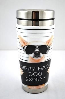Tasse thermos VERY BAD DOG