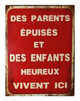 """Affiche """"Enfants heureux"""""""