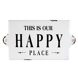 "Affiche ""Happy Place"""