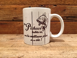 "Tasse ""Pêcheur"""