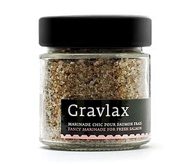 La pincée GRAVLAX #4