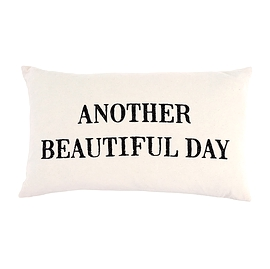 """Coussin """"Beautiful day"""""""