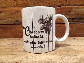 "Tasse ""Chasseur"""