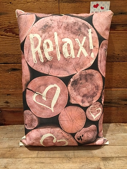 """Coussin """"Relax"""""""