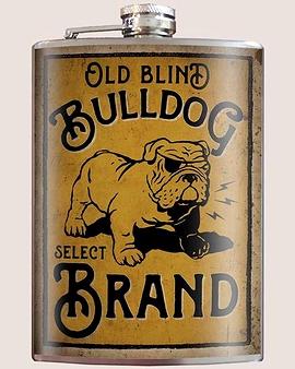 "Flasque ""Bulldog"""