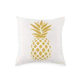 "Petit coussin ""Ananas"""