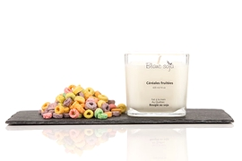 Soy Candle - Fruit Cereals