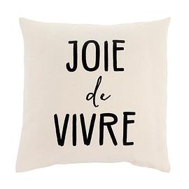 """Coussin """"Joie de vivre"""""""