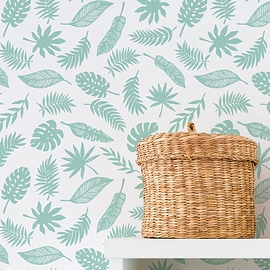Papier peint KAMELEON - Leaf