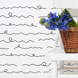 Papier peint KAMELEON - Message