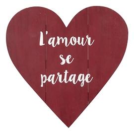 """Affiche """"L'amour"""""""
