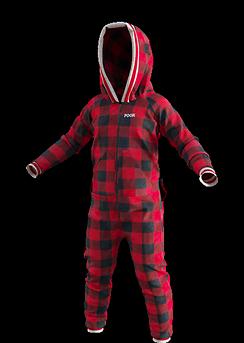 Pyjama Pook Enfant