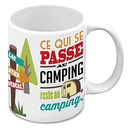 """Tasse """"Camping"""""""