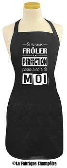 "Tablier ""La perfection"""