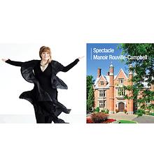 Hommage à Ginette Reno (par Julie Massicotte) - Manoir Rouville-Campbell, Mont-Saint-Hilaire - Vend. 16 fév. 2018, 20h. (Prix: 35 $ taxes incluses)