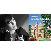 La Bohème, Fabiola chante Aznavour - Manoir Rouville-Campbell, Mont-Saint-Hilaire - «Dimanche nostalgie» 4 fév. 2018, 14h (Prix: 35 $ taxes incluses)