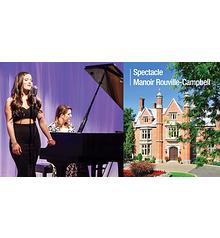 Hommage à Frank Sinatra (par le quatuor Ol'Blue Eyes) - Manoir Rouville-Campbell, Mont-Saint-Hilaire - Vend. 9 fév. 2018, 20h. (Prix: 35 $ taxes incluses)