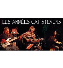 Les Années Cat Stevens - Manoir Rouville-Campbell, Mont-Saint-Hilaire - Vendredi 16 mars 2018, 20h (Prix: 35 $ taxes incluses)