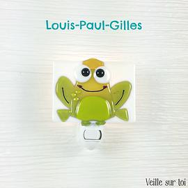 Veilleuse - Grenouille - Louis-Paul-Gilles