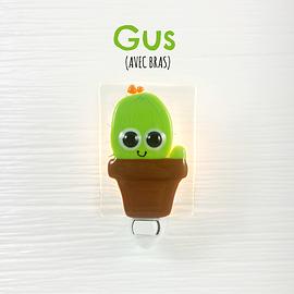 Night light - Cactus - Gus
