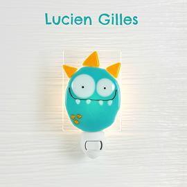 Veilleuse - Monstre - Lucien-Gilles