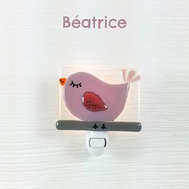 Veilleuse - Oiseau - Béatrice