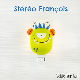 Veilleuse - Monstre - Stéréo François