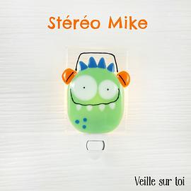 Veilleuse - Monstre - Stéréo Mike