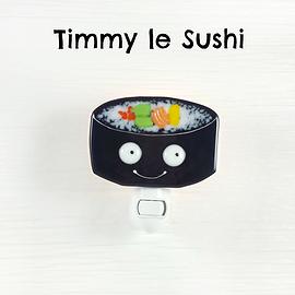 Veilleuse - Sushi - Timmy - Édition Limitée