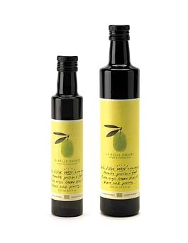Huile d'olive verte extra vierge