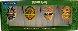 Verres à bière Irish Pub