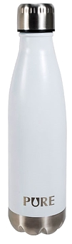 Bouteille isotherme PURE 500ml - Blanc