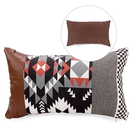 Coussin tribal