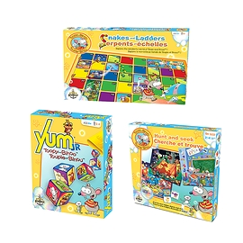 "Toopy and Binoo Package ""Games"""