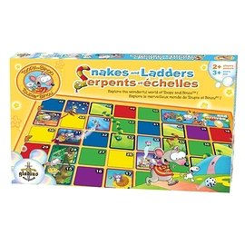 Toopy and Binoo Snakes and ladders