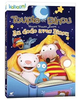 Toopy and Binoo Vroom Vroom Zoom - Bedtime with Binoo