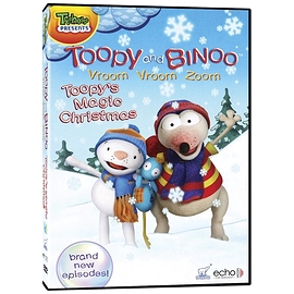 Toopy and Binoo Vroom Vroom Zoom - Toopy's magic Christmas