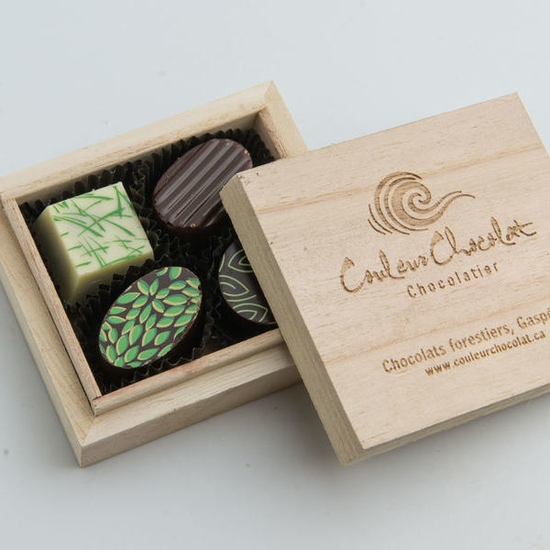 Chocolats forestiers
