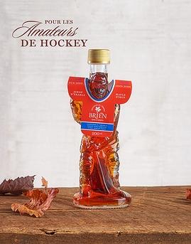 Joueur d'hockey aux couleurs des Canadiens de Montréal