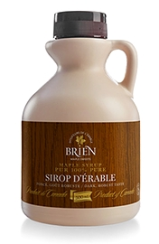 Cruchon de sirop d'érable à cuisiner signé Brien, 500 ml