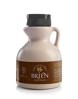 Cruchon de sirop d'érable à cuisiner signé Brien, 250 ml