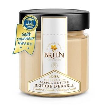 Le meilleur beurre d'érable