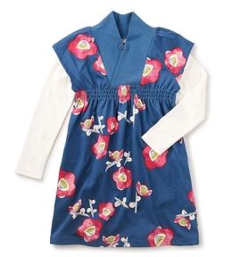 TEA COLLECTION - Robe à manches longues 'Nari'