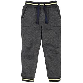 PETIT LEM- Pantalon tricot gris