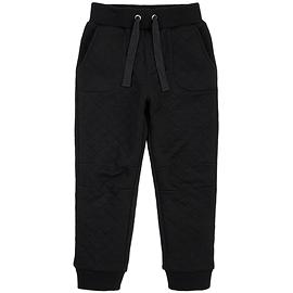 PETIT LEM- Pantalon tricot noir